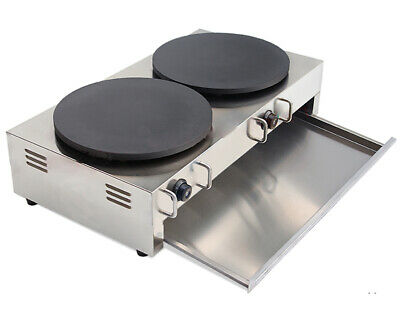 Kitchen Electric Crepe Machine Griddle Commercial Electric Plate Crepe Machine