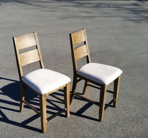 Set of 2 Viewpoint Counter Chairs