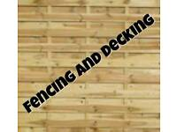 Fenceing and decking