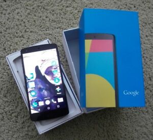 Google LG Nexus 5 16GB - UNLOCKED