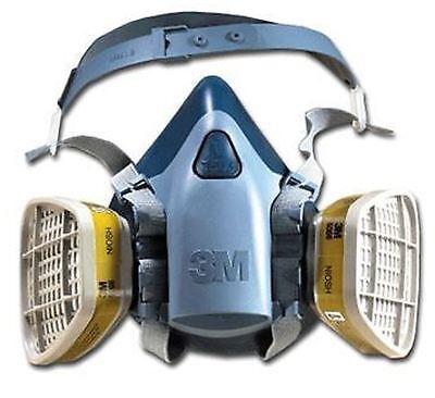 3m half mask respirator medium