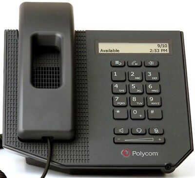 Polycom Cx300 R2 Usb Voip Corded Phone Microsoft Teams Sfb Lync 2200-32500-025