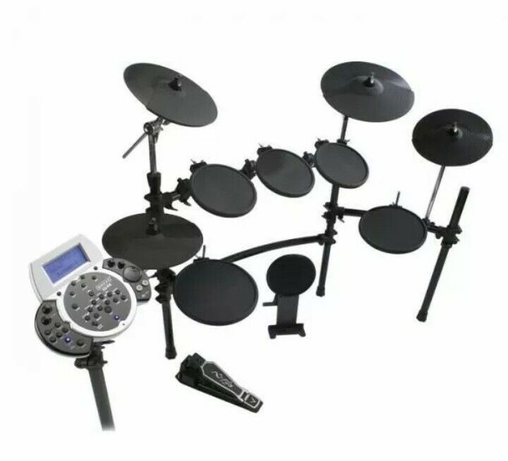 Simmons SD9K Electronic Drum Kit With Rack and Module
