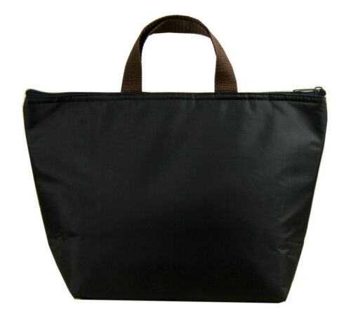 Black-Insulated-Tote-Thermal-Bag-Lunch-Bag-Lunch-Box-Picnic-Bag