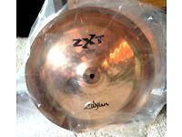 """Zindjian 14""""/36cm ZXT Total China cymbal. NEW"""
