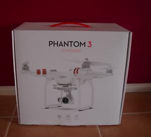 Drone phantom 3 standard Campbelltown Campbelltown Area Preview