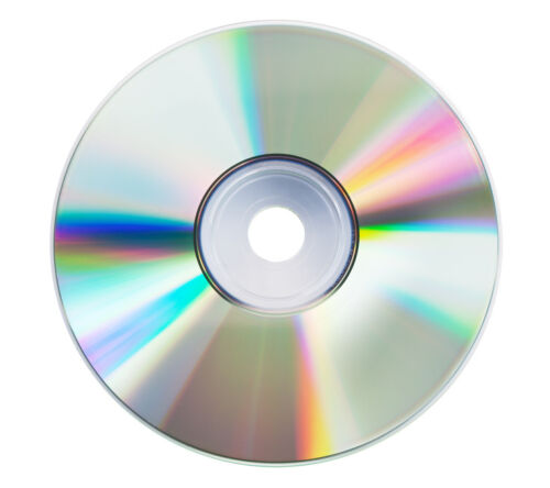 Compact Disc Types