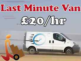 Man and Van London House Removals Hire £20 in Kilburn