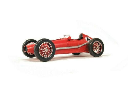 "1958 Ferrari Dino 246 F1 Metal Model 13"" Grand Prix Formula One Racing Car New"