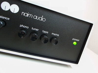 Used, *BRAND NEW* Naim Audio Nait 1 LED / Replacement / Green / OEM / Chrome Bumper for sale  Shipping to United States