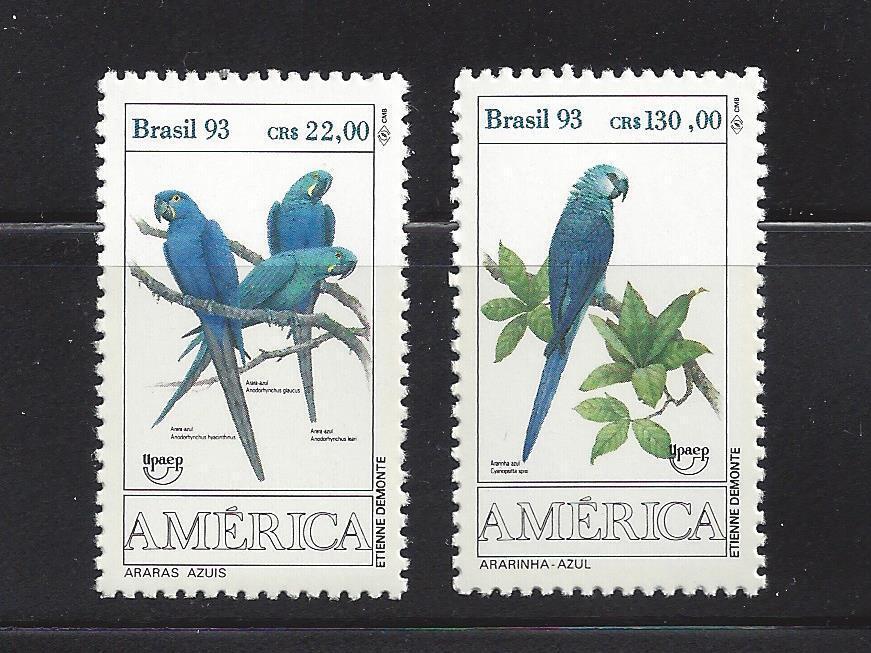 BRAZIL - 2423 - 2426 - MNH - 1993  ISSUES