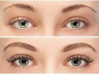 Eyebrow and Eyelashes tints and extentions Northfield Longbridge B31