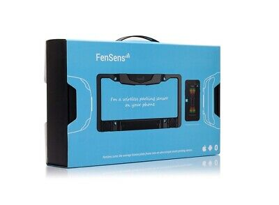 FenSens Smart Wireless Parking Sensor - 100% Wireless, Easy-Install IOS/ Android