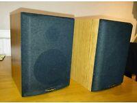 Paradigm vintage bookshelf speakers
