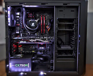 PC Sur Mesure i5 i7 Intel AMD GTX 970 980 Ti R9 1080 1070 Fury X