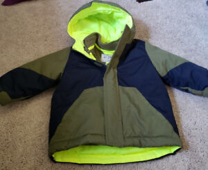 Childrens place 3-in-1 jacket size 12-18 months