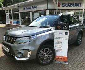 image for 2021 Suzuki Vitara 1.4 Boosterjet 48V Hybrid SZ4 5dr Estate Petrol Manual