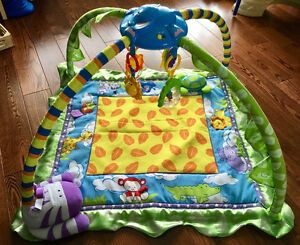 Baby Activity Gym with Sounds/Music - Jungle Theme