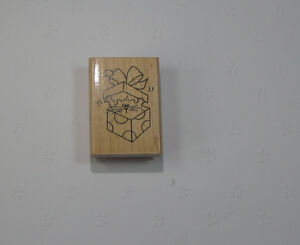 Various Wood Block Rubber Stamps for stamping cards/scrapbooking