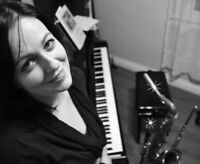 Saxophone, Piano, Clarinet & Flute Lessons with Danielle Beck
