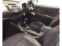 KIA SPORTAGE 1.6 GDI 1 GDI 2 1.7 CRDI 22WD 3 ISG GT LINE 4 FROM £72 PER WEEK!