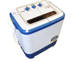 ★★Panda Apartment portable Twin Tub Washing Machine and Spin Dry