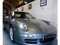 2004 Porsche 911 3.6 997 Carrera Tiptronic S 2dr