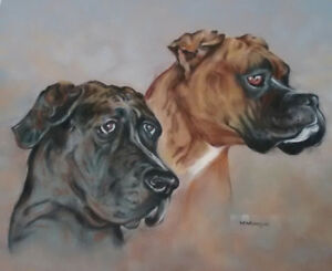 PORTRAITS OF YOUR FAMILY PETS