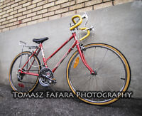 """24"""" Small-Adult Road-Bike 12-Speed Ready-to-Ride"""