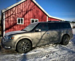 Ford Flex Limited AWD Great Condition!