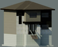 Dessinateur Architectural 2D-3D
