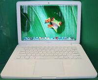 Macbook Unibody 13' laptop(C2D/4G/500G/Webcam/Yosemite OSX)