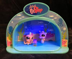 LPS Light up Aquarium - Littlest Pet Shop