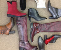 Looking for  fashion-happy mature person to sell great shoes!!!