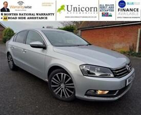 2011 Volkswagen Passat 2.0TDI (170ps) BlueMotion Tech Sport