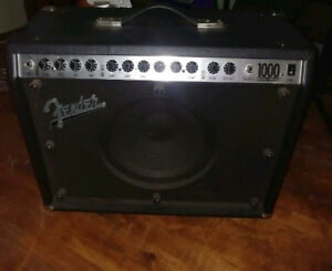 Amplificateur de guitar Fender 1000 Roc Pro