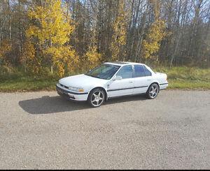 1991 Honda Accord EX Sedan