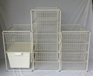 Wire Basket - Storage Shelves