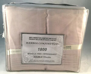New-Bamboo Comfort Plus-Double Size-