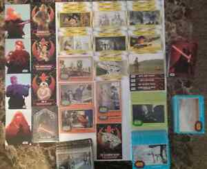 Over 200 Star Wars Journey To The Force Awakens Cards