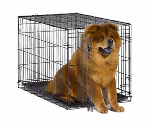 """Midwest 36"""" dog crate - like new (we have two)"""