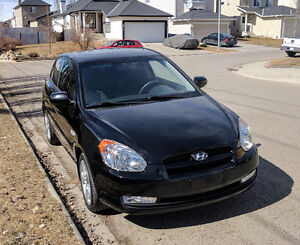 2010 Hyundai Accent Sport Hatchback only 57,800 km