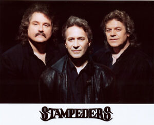 The Stampeders | Live @ The Tidemark Theatre | April 18th