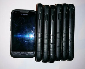 Lot of 9 Samsung Galaxy LTE Android Smartphones