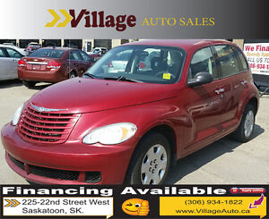 2009 Chrysler PT Cruiser LX SUV, Crossover