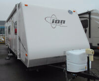 TRAVEL TRAILER,ION, 30',MONCTON