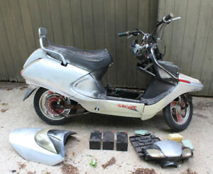 BROKEN 48v E-Bike For PARTS AS IS Not Working GODERICH