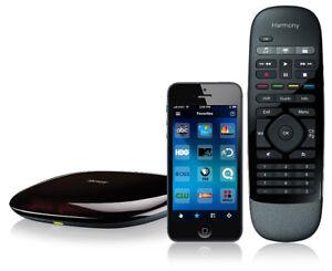 Logitech Harmony Smart Control with Harmony Hub - NEW