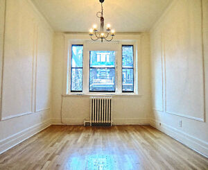 OUTREMONT SUPERBE 4 ½     1435$ CHAUFFAGE INCLUS