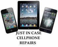 IPHONE 4/5/5c/5s/6 SAMSUNG s3/s4/s5 HTC SONY IPAD SCREEN REPAIR